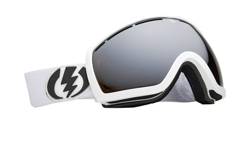 Electric Visual EG2.5 Mens Goggles - White