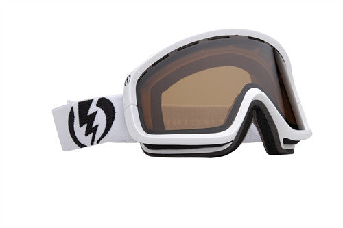 Electric Visual EGB2 Mens Goggles - White