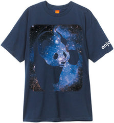 Enjoi Cosmos Panda S/S Men's T-Shirt - Navy