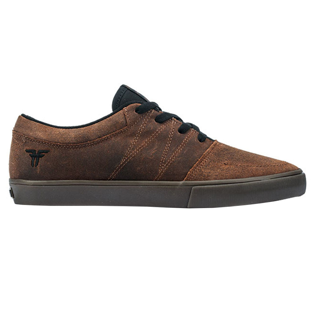 Fallen Roots Men's Shoes - Brown/Gum
