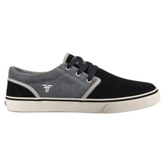 Fallen The Easy Men's Shoes - Black/Cement Grey