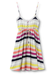 Quiksilver Dreamers Stripe Dress - Multi - Dress