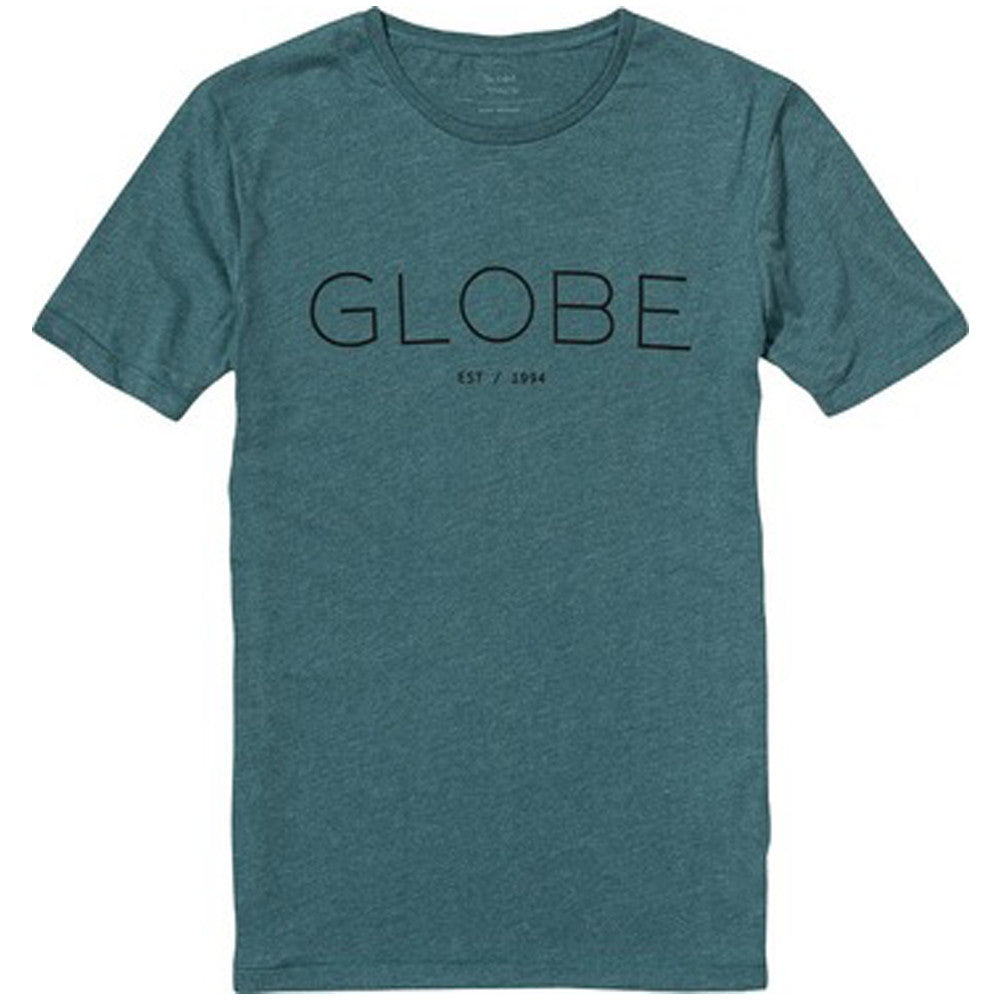 Globe Phase S/S T-Shirt - Sea Port Marle