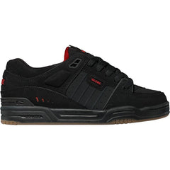 Globe Fusion Skateboard Shoes - Black/Red/Night