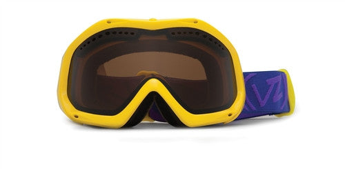 Von Zipper Bushwick Mens Goggles - Yellow