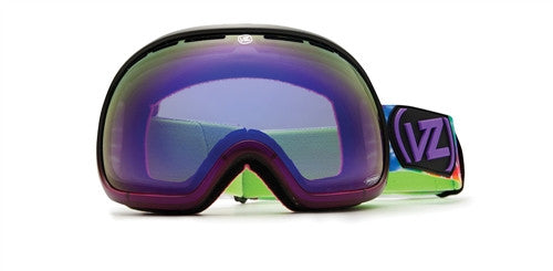 Von Zipper Fishbowl Mens Goggles - Purple