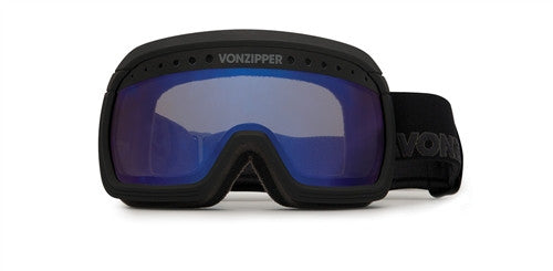 Von Zipper Fubar Mens Goggles - Black