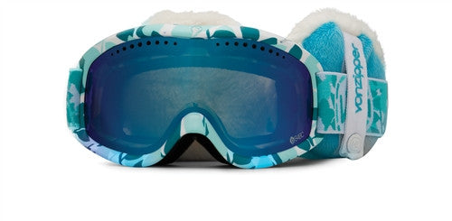 Von Zipper Sizzle Mens Goggles - Blue
