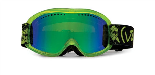 Von Zipper Sizzle Mens Goggles - Green