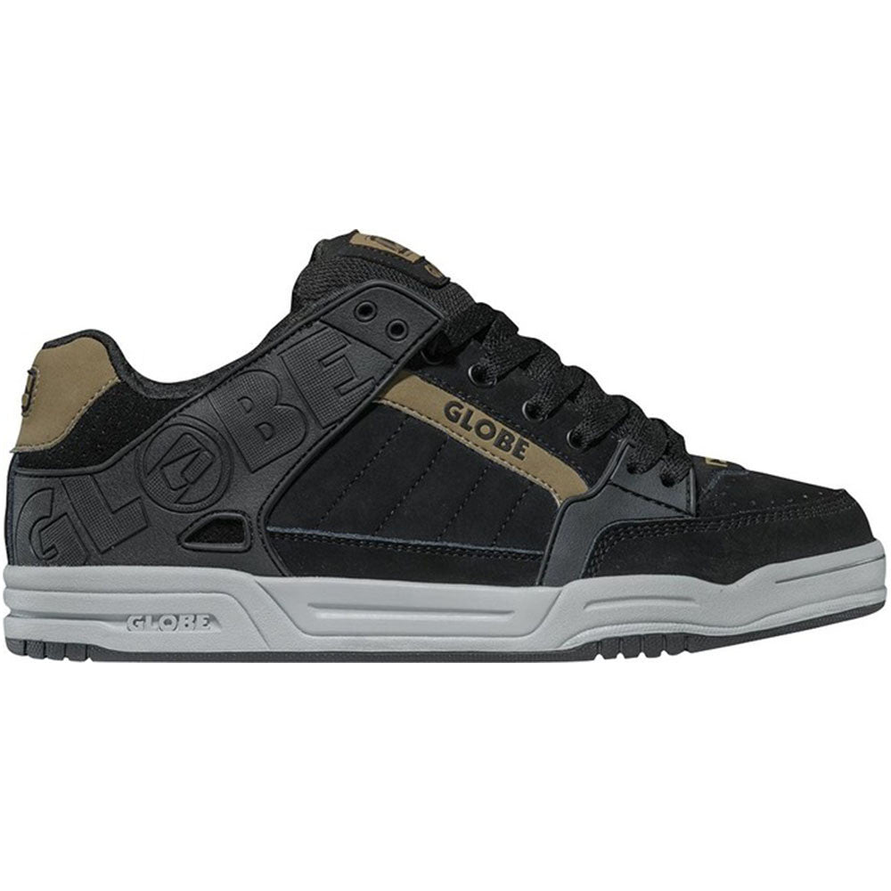 Globe Tilt Skateboard Shoes - Black/Military
