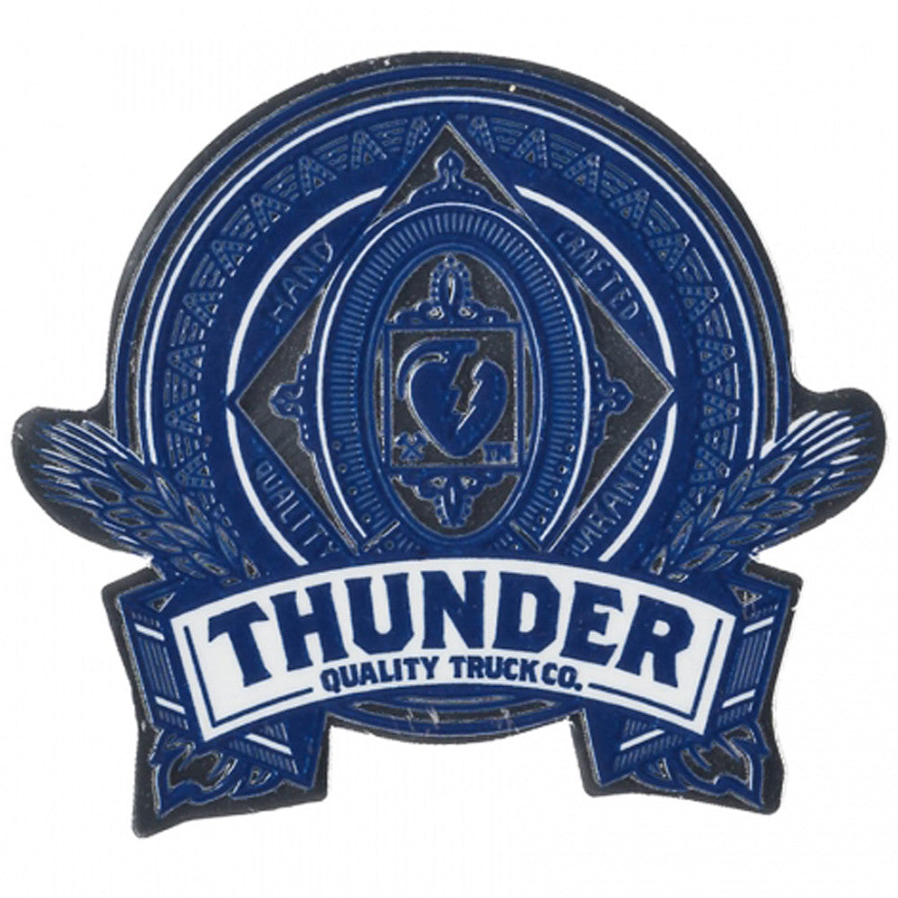 Thunder King Of Mainline Sticker - Ramp
