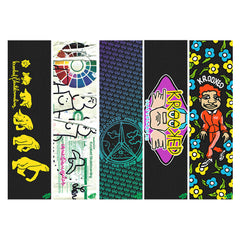 Krooked Grip Tape - Assorted #2 - 9in x 33in (1 Sheet)