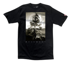 Element Conspiracy Mens T-Shirt - Black