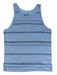 Element Jay Walker Tank - Blue - Mens T-Shirt