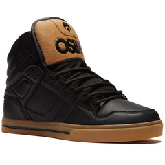 Osiris Clone Men's Skateboard Shoes - Black/Work