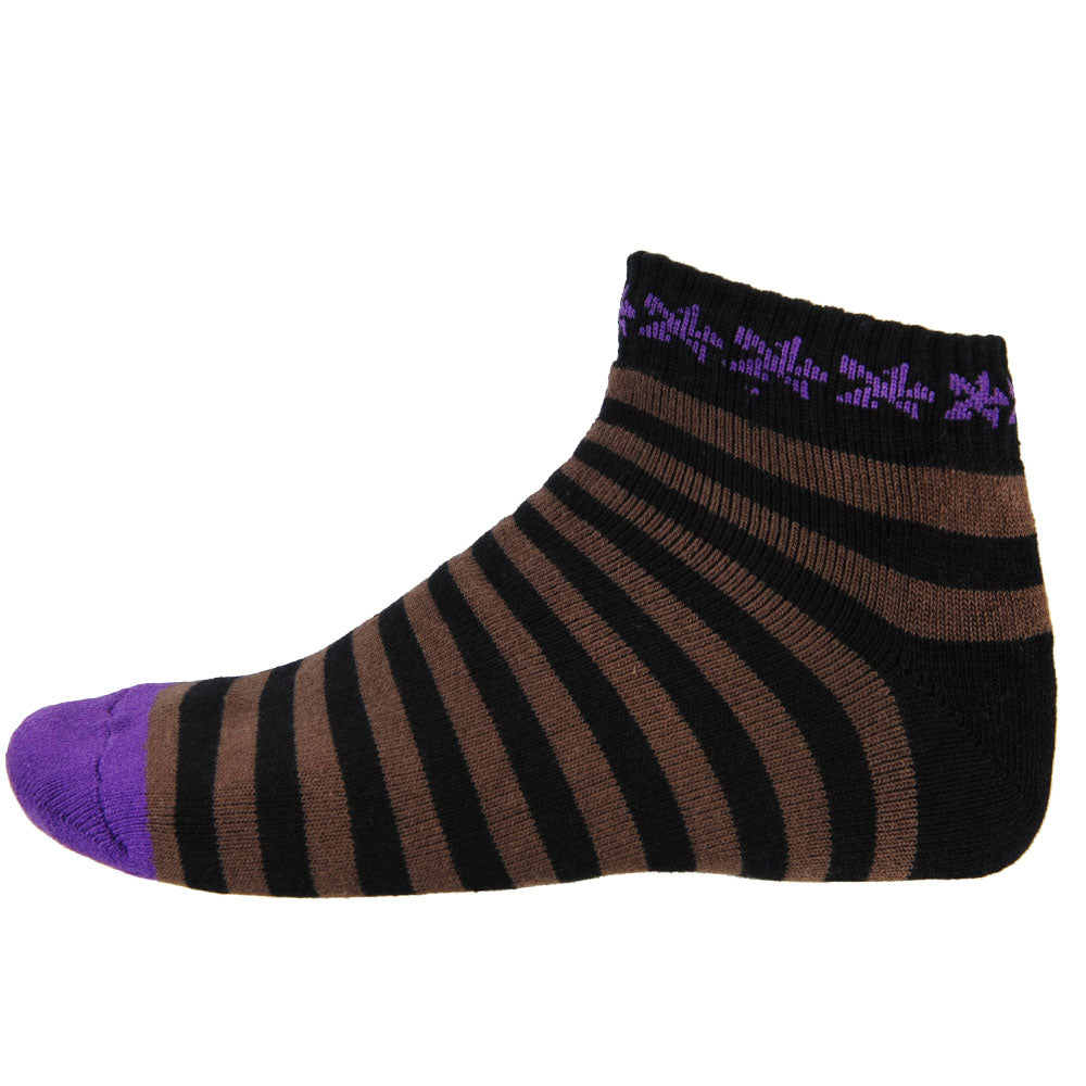 Underground Products Seeing Stars Men's Socks - Rust (1 Pair)