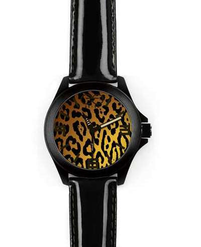 Eleven Eleven SWS1108 Womens Watch - Black