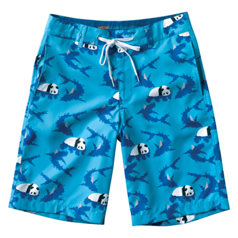 Enjoi Water Board Men's Shorts - Blue