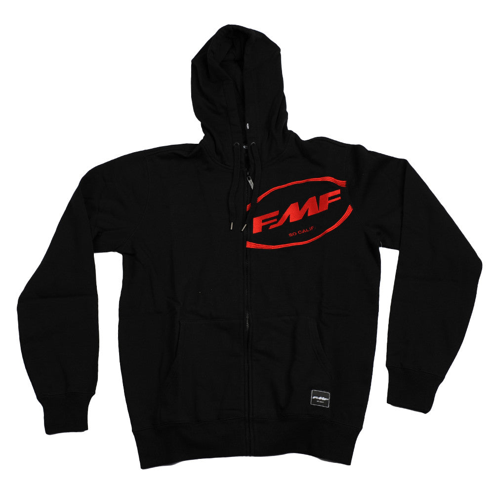 FMF Origin Hoodie - Black - Mens Sweatshirt