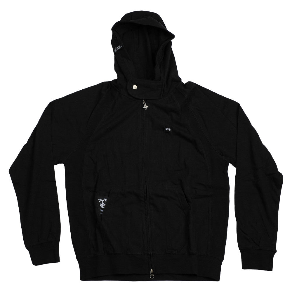 LRG Grass Roots Men's Sweatshirt - Black