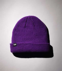 Elm Company The Standard Men's Beanie - Purple