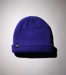 Elm Company The Standard Men's Beanie - Blue