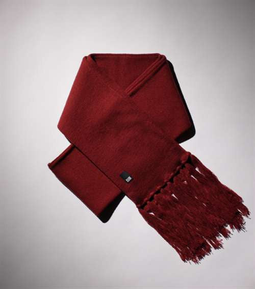 Elm Company The Standard Scarf - Red