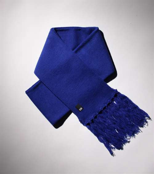 Elm Company The Standard Scarf - Blue