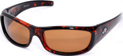 Anarchy Blacken Mens Sunglasses - Animal Print