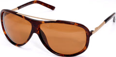 Anarchy Altercate Mens Sunglasses - Brown