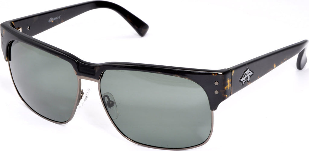 Anarchy Sovereign Mens Sunglasses - Black