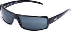 Electric Visual EC/DC Mens Sunglasses - Black