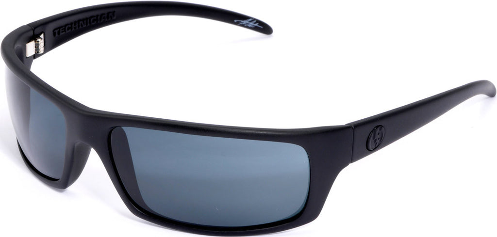 Electric Visual Technician Mens Sunglasses - Black