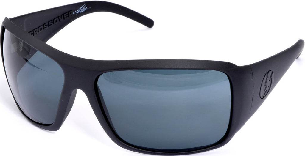 Electric Visual Crossover Mens Sunglasses - Black