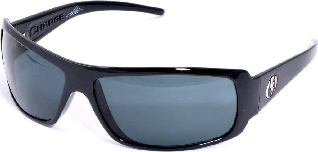 Electric Visual Charge Mens Sunglasses - Black