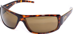 Electric Visual Charge Mens Sunglasses - Animal Print