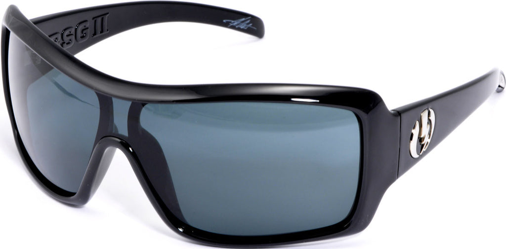 Electric Visual BSG II Mens Sunglasses - Black