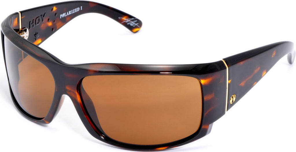 Electric Visual Hoy Mens Sunglasses - Animal Print