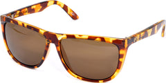 Electric Visual Tonette Mens Sunglasses - Animal Print