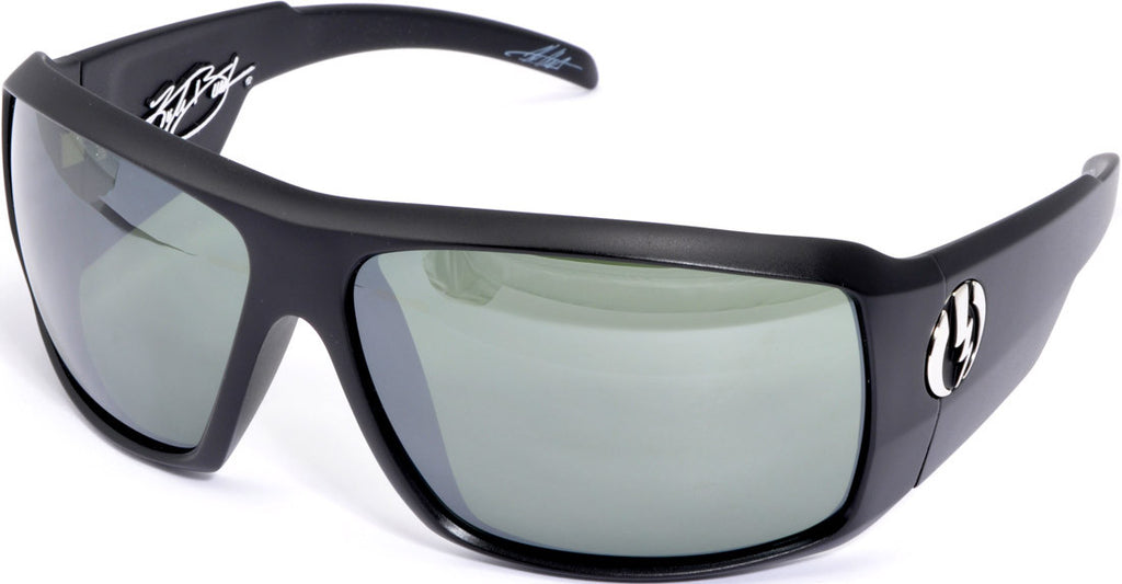 Electric Visual KB1 Mens Sunglasses - Black