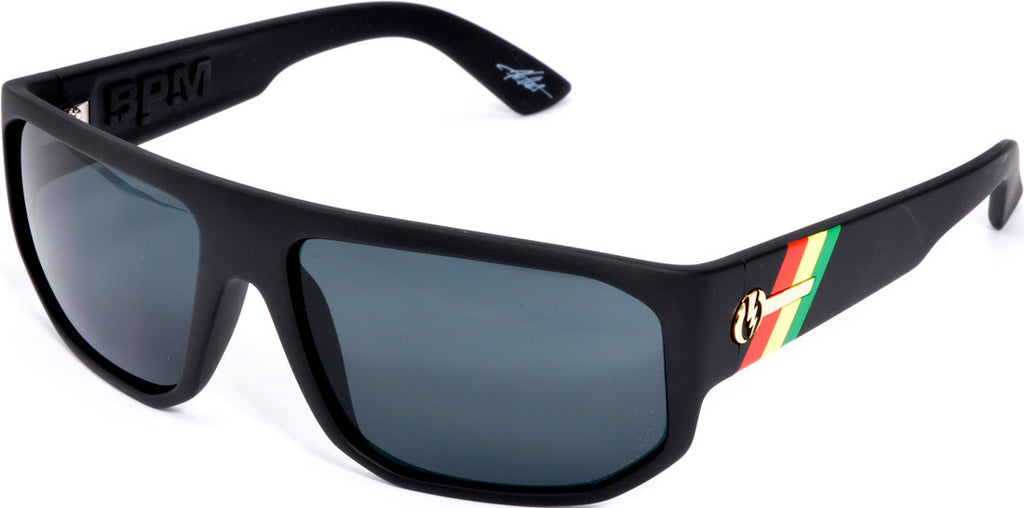 09b952e2404a Electric Visual BPM Mens Sunglasses - Rasta – SkateAmerica