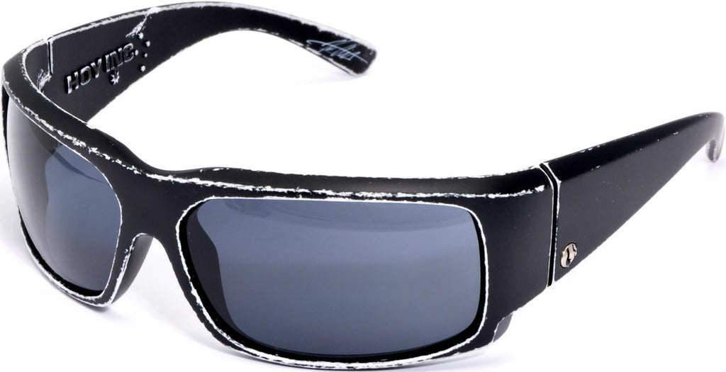 Electric Visual Hoy Inc. Mens Sunglasses - Black