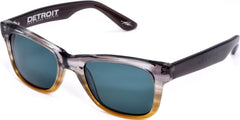 Electric Visual Detroit Mens Sunglasses - Multi