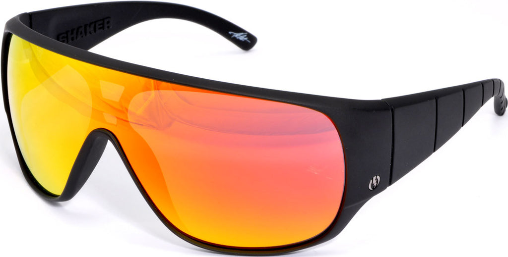 Electric Visual Shaker Mens Sunglasses - Black