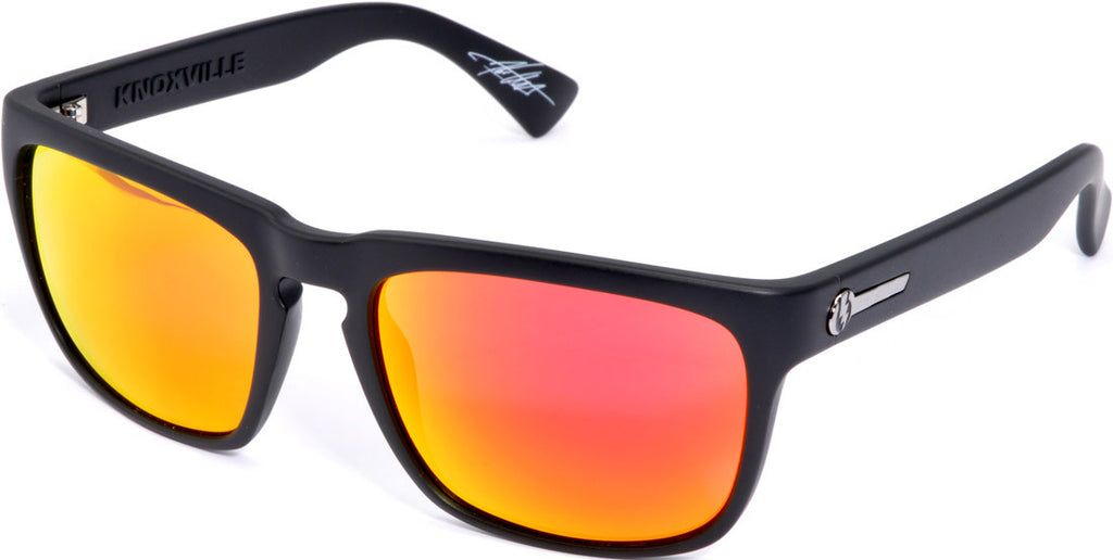 Electric Visual Knoxville Mens Sunglasses - Black