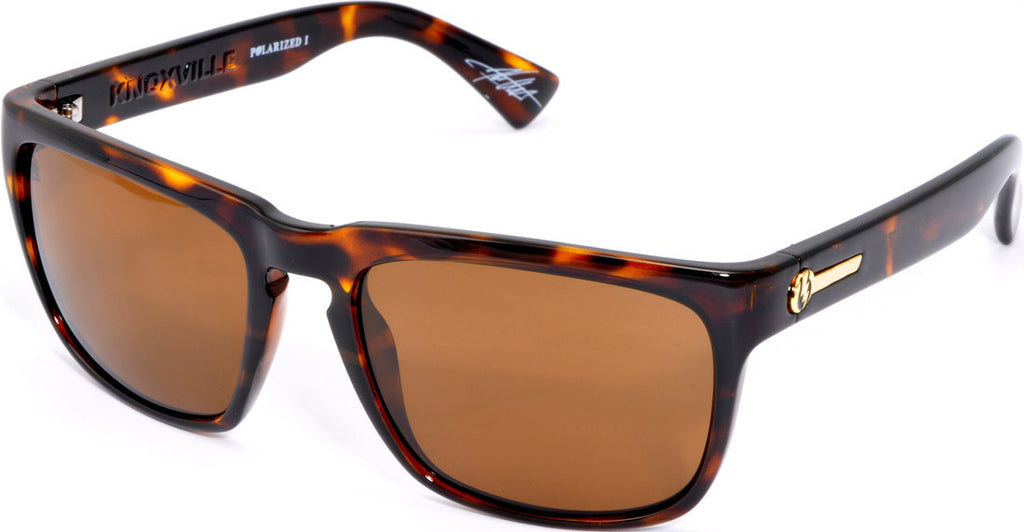 Electric Visual Knoxville Mens Sunglasses - Animal Print