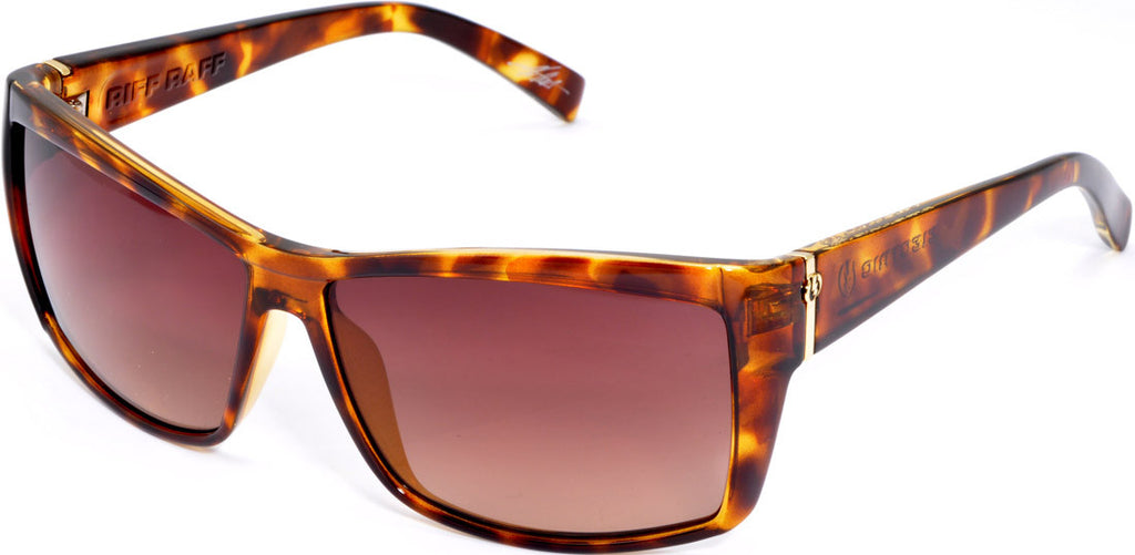 Electric Visual Riff Raff Mens Sunglasses - Animal Print