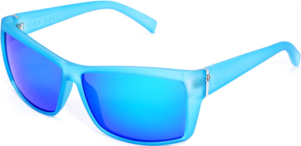 Electric Visual Riff Raff Mens Sunglasses - Blue