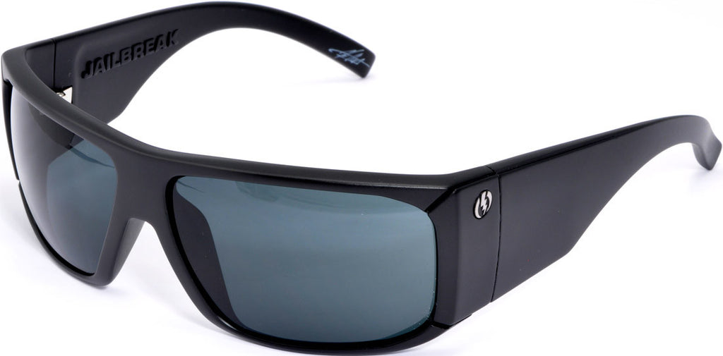 Electric Visual Jailbreak Mens Sunglasses - Black
