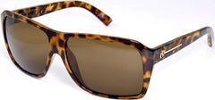 Electric Visual Capt. Ahab Mens Sunglasses - Animal Print